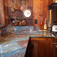 My Houzz: Barn Wood Touches for a New England Home