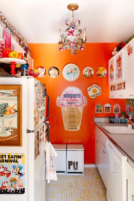 My houzz jeanie engelbach clectique cuisine new york par rikki snyder - Houzz cuisine ...