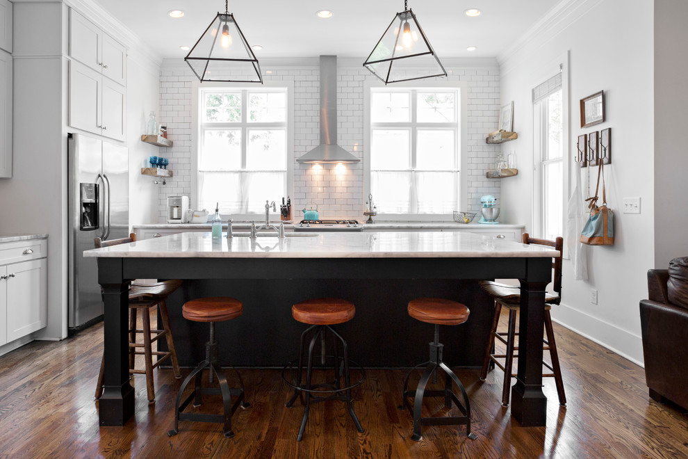 Inspiration for a country kitchen remodel in Nashville