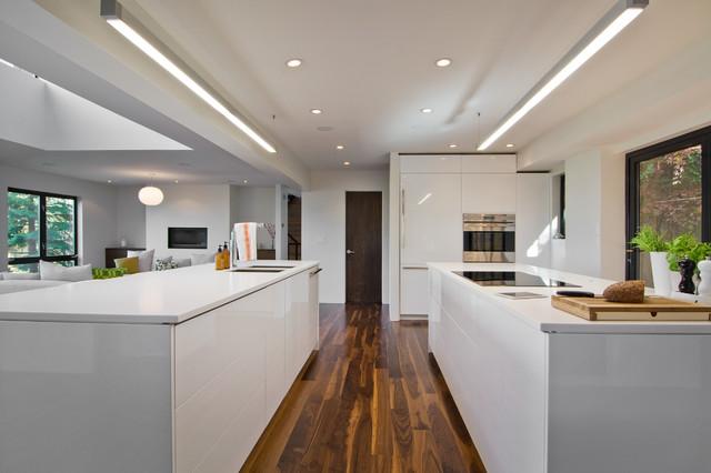 My houzz david modern kitchen salt lake city by - Houzz cocinas ...