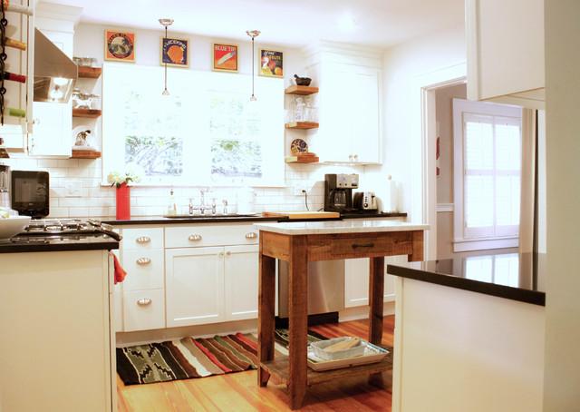 My Houzz: Dowling Residence - Traditional - Kitchen - tampa - by Mina Brinkey