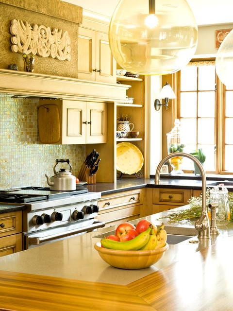 European Heritage traditional-kitchen