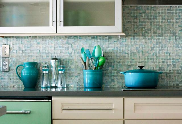 my houzz gerardi beach home beach style kitchen pics photos kitchen cabinet and blue glass tile