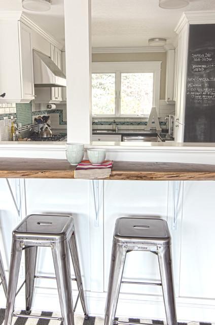 Give Your Kitchen a Café Vibe