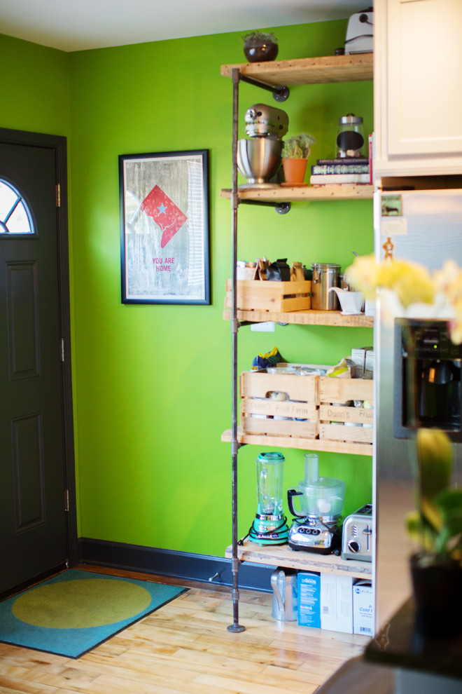 My Houzz: Hip Style for a Row House in D.C.