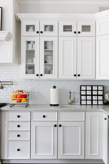 my houzz: iris dankner - traditional - kitchen - new york -rikki