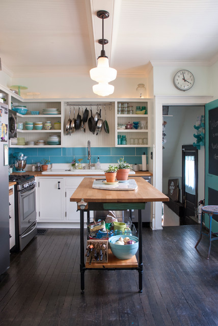 Chelsea Kiel Columbus Ohio Eclectic Kitchen Columbus By Adrienne Derosa