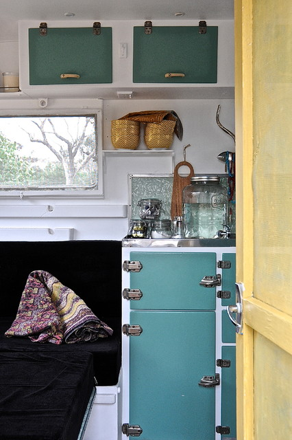 Woodside eclectic-kitchen