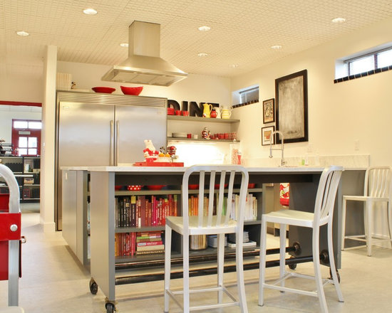 Movable Kitchen Cabinet Home Design Ideas, Pictures, Remodel and Decor
