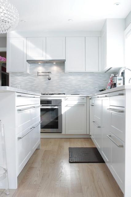 My Houzz: Susan contemporary-kitchen