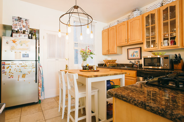 My Houzz: The Prices - Eclectic - Kitchen - san francisco ...