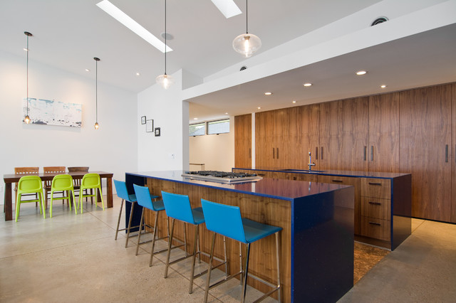 My Houzz: The Thorns contemporary-kitchen