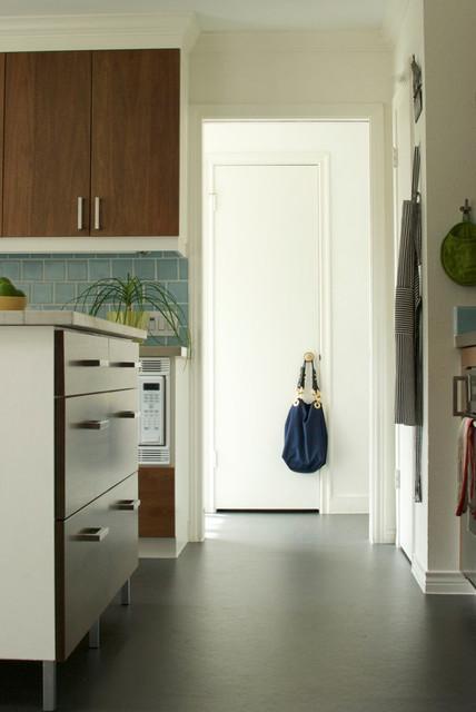 My kitchen contemporary-kitchen