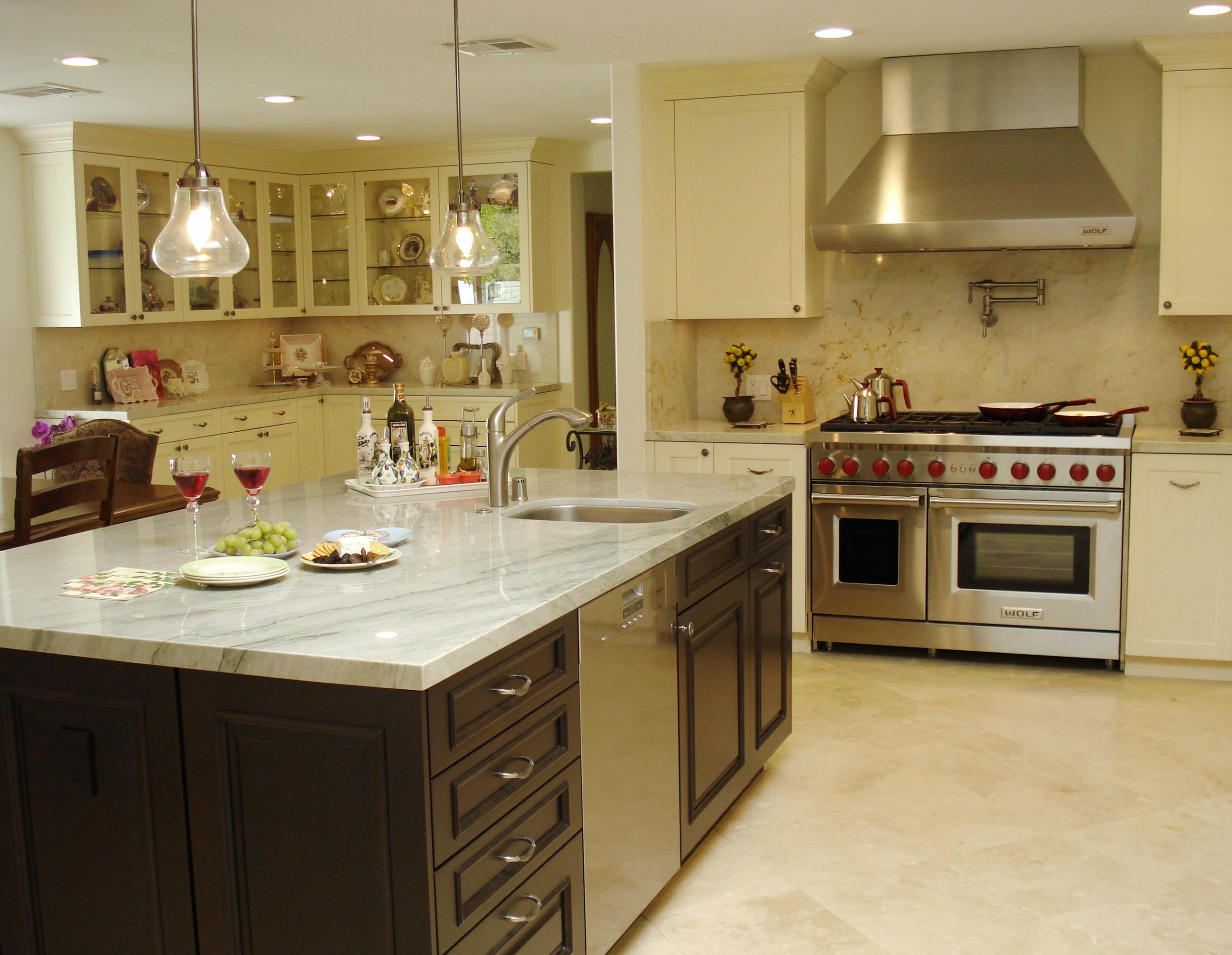 My Kitchen Remodel for a Bel Air, California Estate