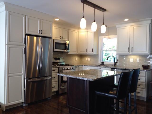 My kitchen remodel for Redesign my kitchen