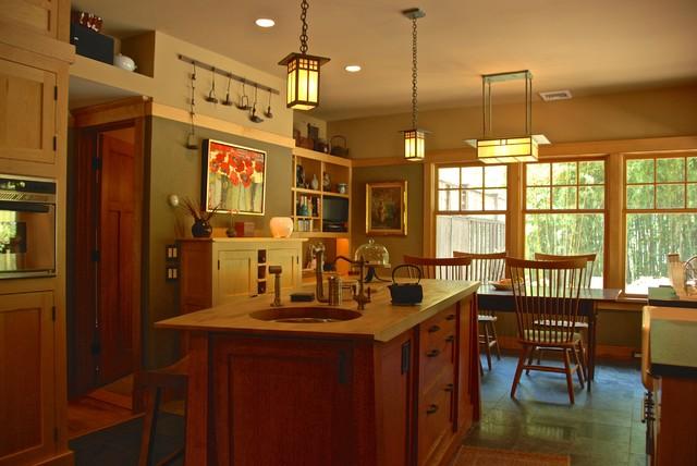 My Own House craftsman-kitchen