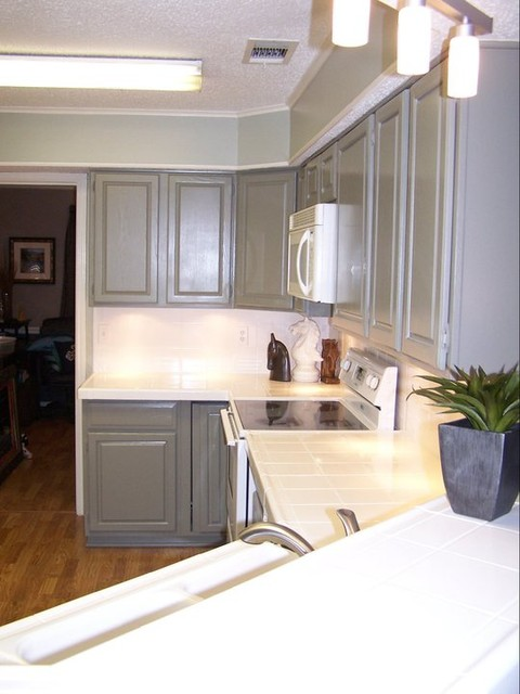 My Work - Traditional - Kitchen - Dallas - by All Surface Refinishing