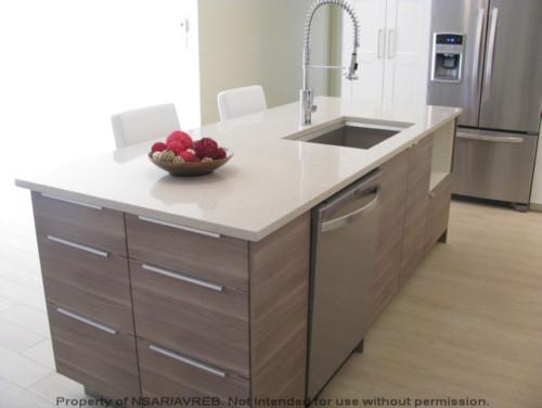 modern kitchen ikea slate appliances. Black Bedroom Furniture Sets. Home Design Ideas