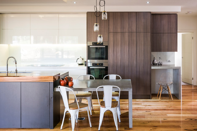 Nadia - Contemporary - Kitchen - melbourne - by Individual Design ...