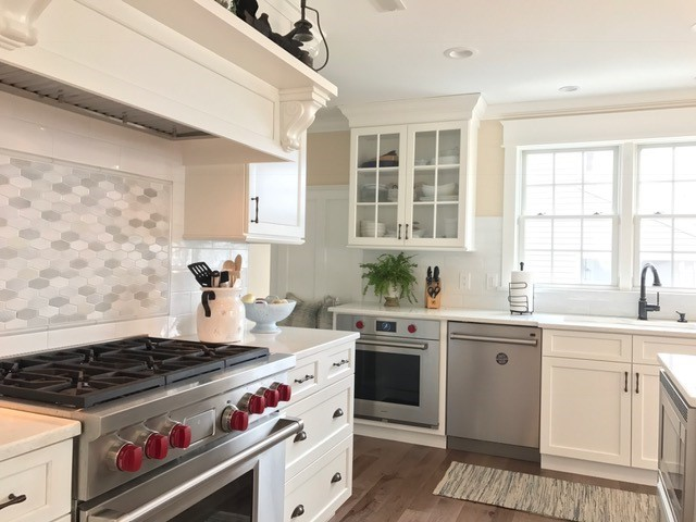 Nantucket cottage for Nantucket style kitchen