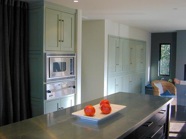 Napa Ca. - Kitchen Remodel contemporary-kitchen