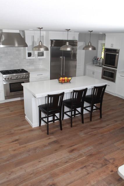 Napa Contemporary Kitchen