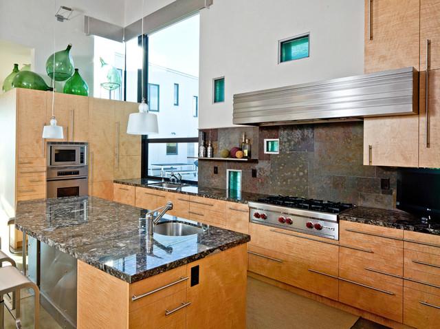Napa Ledge House Industrial Kitchen San Francisco