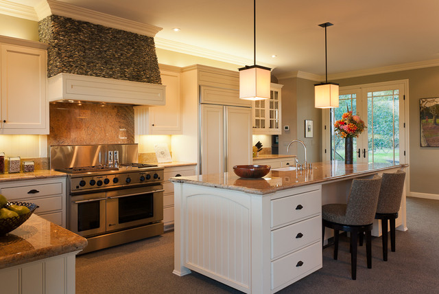 Napa Residence Traditional Kitchen Other Metro By