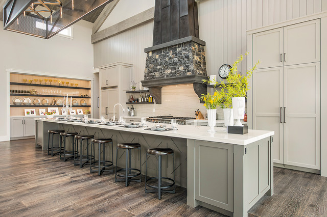 Napa Valley Farmhouse Farmhouse Kitchen San Francisco