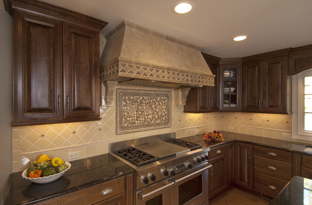 Naperville Kitchen Remodel traditional-kitchen