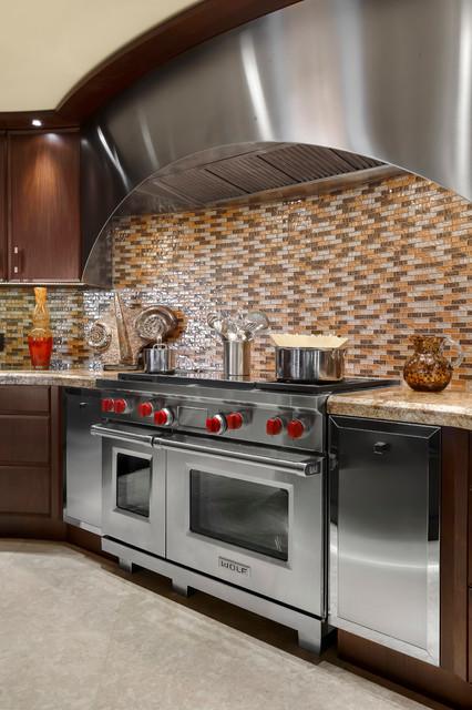 Naples, Florida Residence contemporary-kitchen