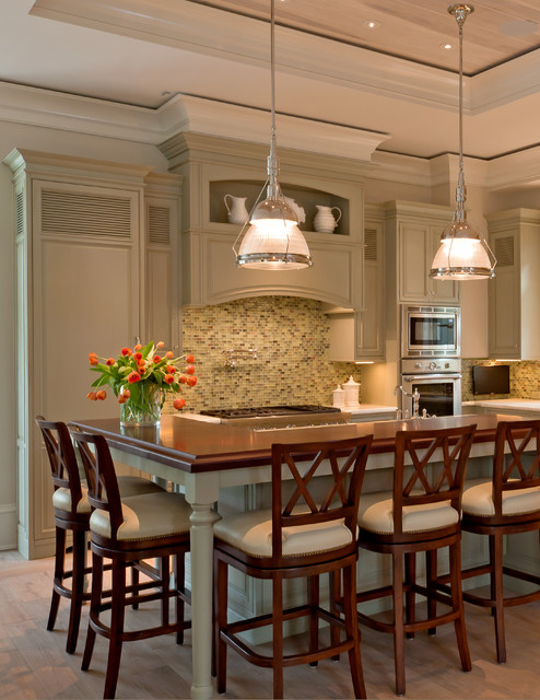 Naples Florida Traditional Kitchen Other By Theo And Isabella Design Group