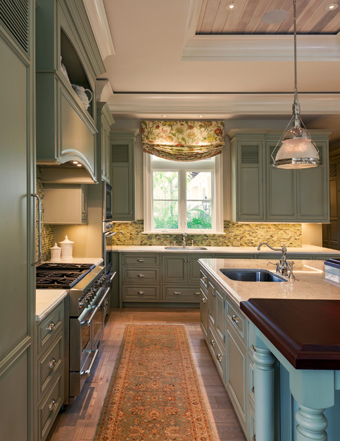 Naples Florida Traditional Kitchen Other Metro By Theo And Isabella Design Group