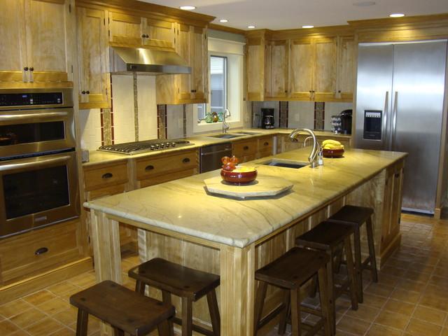 Naples Kitchen contemporary-kitchen