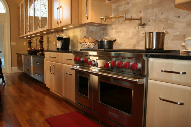 NARI COTY Nominated Kitchen eclectic-kitchen