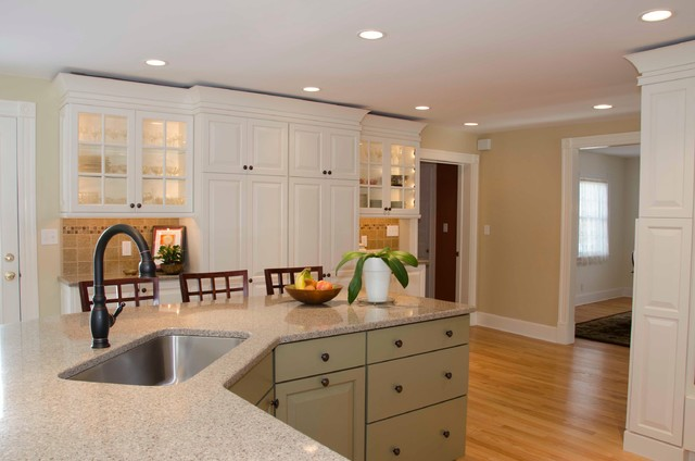 nashua nh traditional kitchen