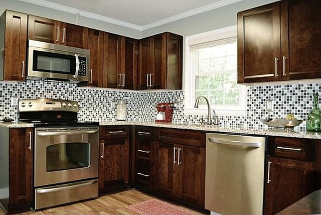 Nashville Kitchen - KraftMaid - Transitional - Kitchen ...