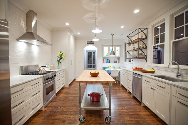 Nathan Cuttle Design contemporary-kitchen