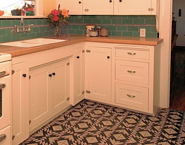 Native Kitchen eclectic-kitchen