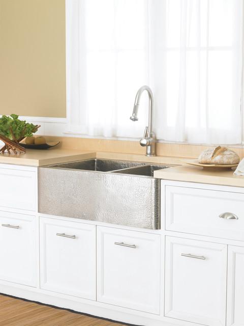 Native Trails Farmhouse Duet Kitchen Sink - Kitchen - San Luis ...
