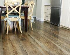 Natural Ash Wood Flooring contemporary-hardwood-flooring
