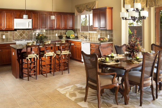 Interior Designers U0026 Decorators. Nature Themed Model Home Eclectic Kitchen