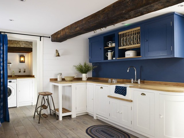 Genial Nautical Kitchen   Beach Style   Kitchen   Wiltshire   By ...