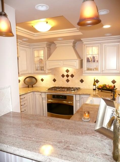 Navarro - Rolling Hills Estates Kitchen traditional-kitchen