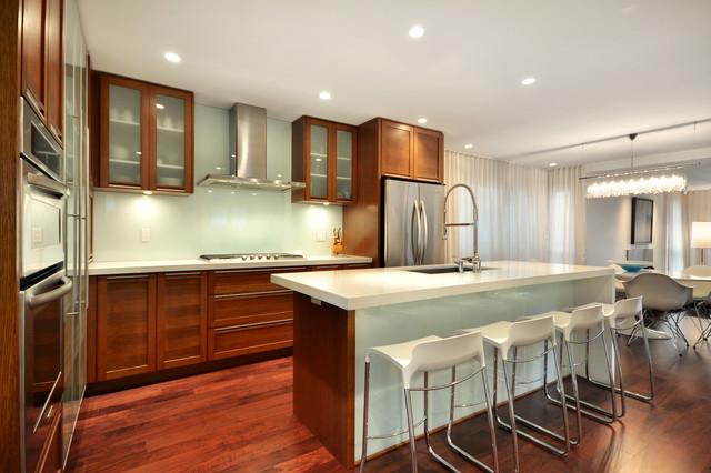 Navo Design Studio contemporary-kitchen