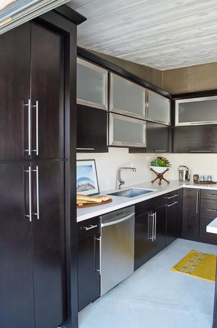 NBC's American Dream Builders contemporary-kitchen
