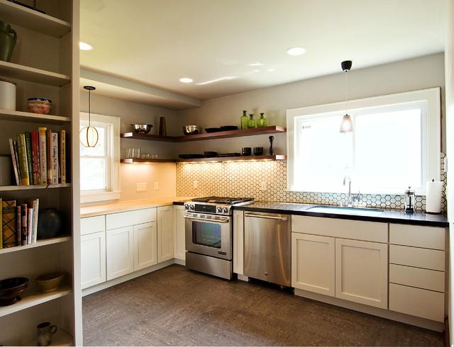 Katie's Kitchen Remodels contemporary-kitchen