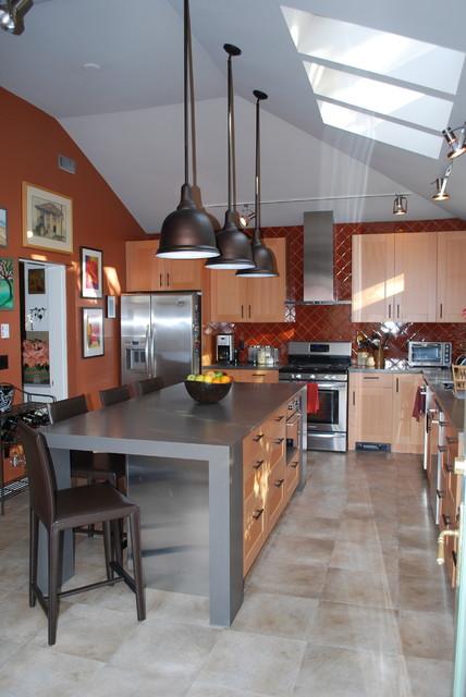 Neal Kitchen contemporary-kitchen