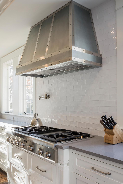 Needham, MA Beach House Retreat Kitchen