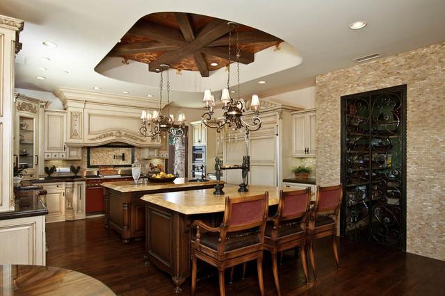 Nellie Gail Mediterranean Kitchen Orange County By Orange Coast Interior Design